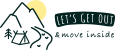 Let's get out Logo