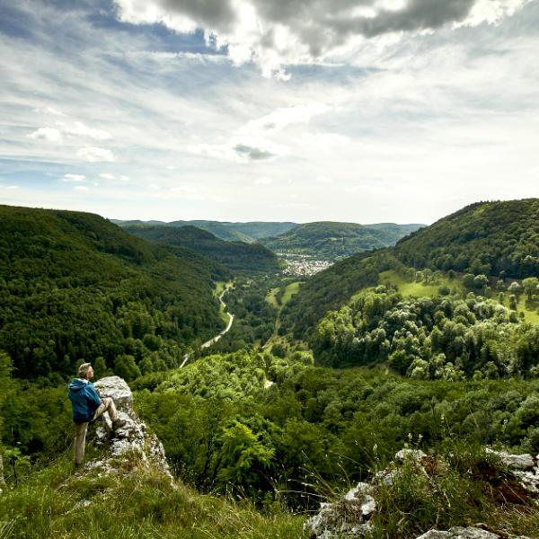 Aktiv Retreat Schwäbische Alb - Tal