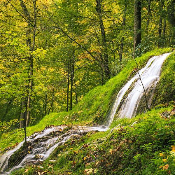 Aktiv Retreat Schwäbische Alb - Wasserfälle