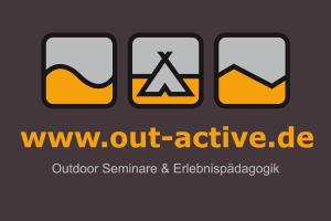 Logo: Out Active