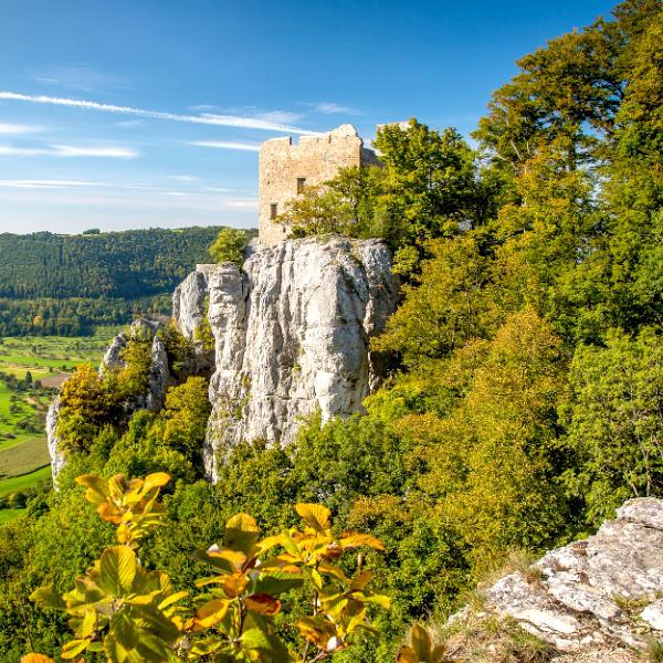 Meine Ziele & Ressourcen - Burg Reußenstein