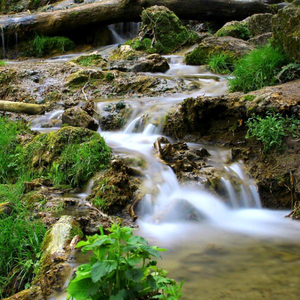 Meine Ziele & Ressourcen - Wasserfälle